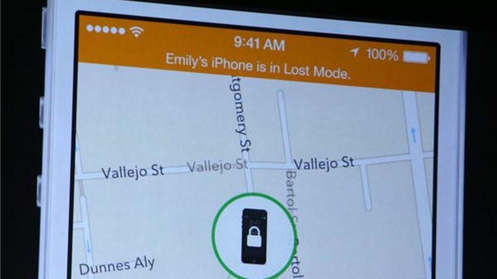 Apple,iPhone,bloquear iPhone,Activation Lock