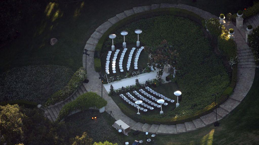 Hilary Duff retoma la tradición con una boda por todo lo alto y al estilo clásico