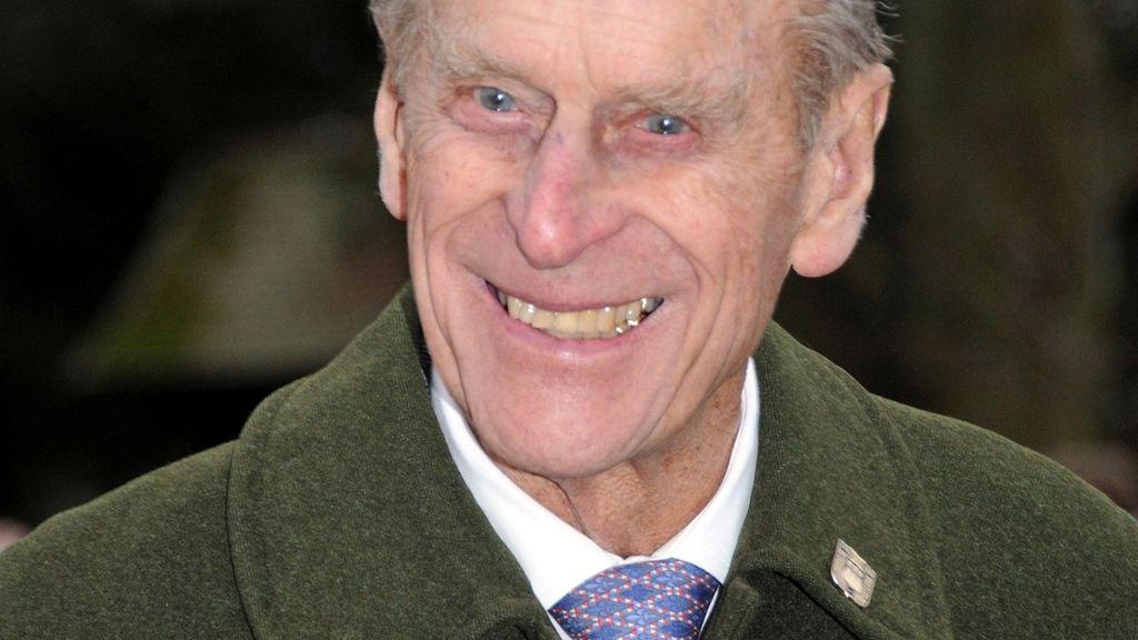 El Duque de Edimburgo, operado del corazón