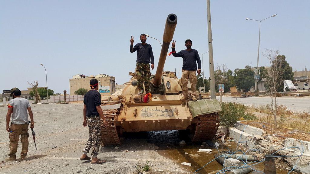 El Estado Islámico mata a 400 civiles en Palmira