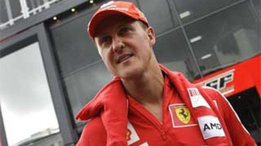 Michael Schumacher no volverá a pilotar un Fórmula 1. Foto: Reuters