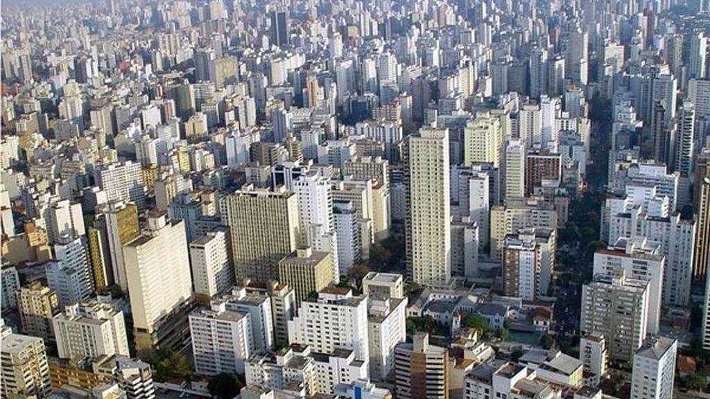 4. Sao Paulo (Brasil) 18.333.000 habitantes