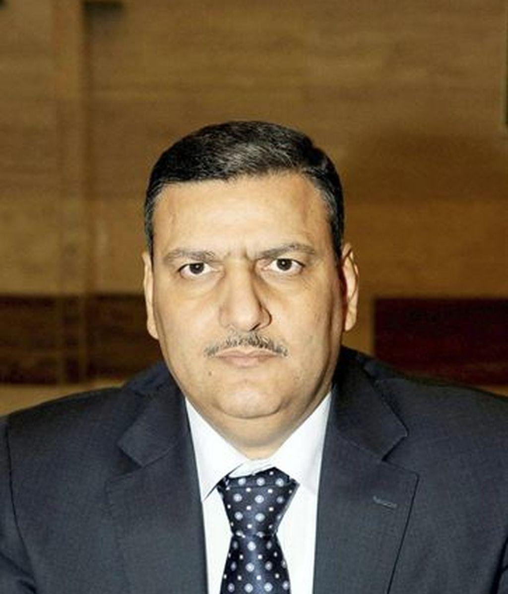 Riyad Hiyab, primer ministro de Siria, destituido por Bashar al Assad.