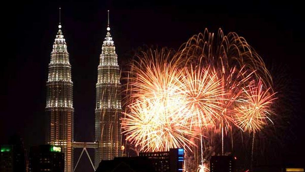 Año Nuevo en Malasia