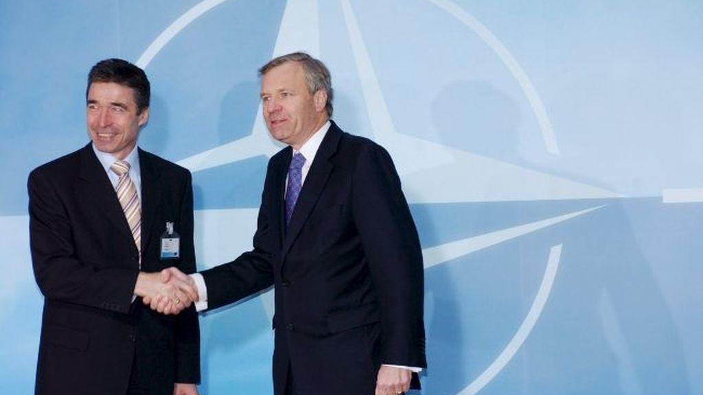 Rasmussen, nuevo secretario general de la OTAN