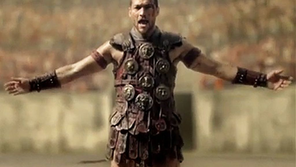 Andy Whitfield 'Spartacus'