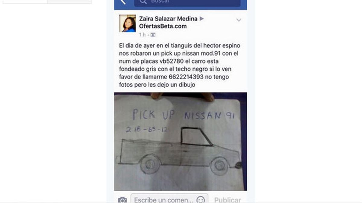 Chevrolet promete regalar una camioneta a la mujer que la hizo viral