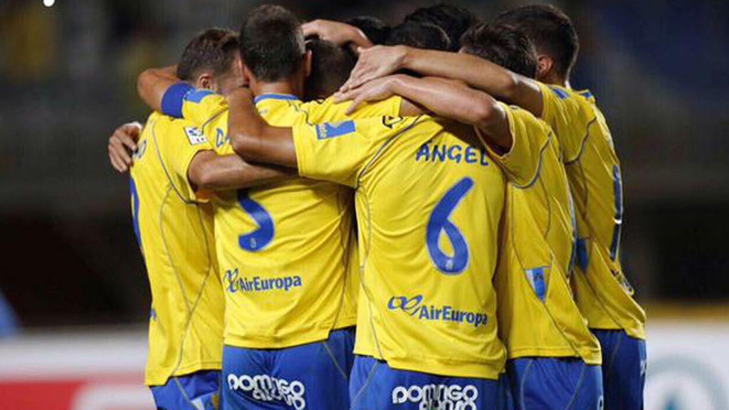 Araujo devuelve a Las Palmas al paraíso de Primera