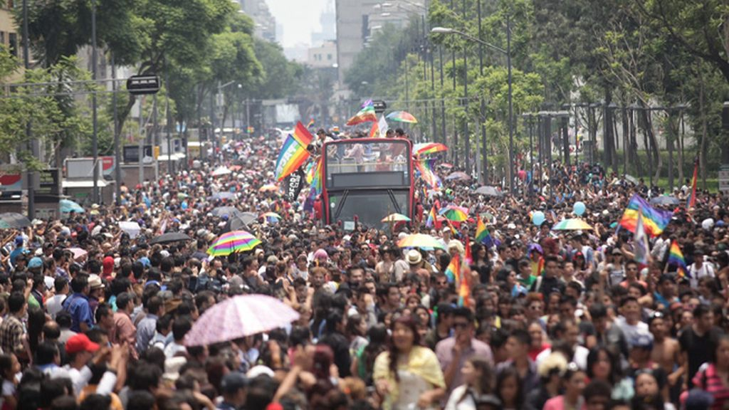Orgullo de arco iris