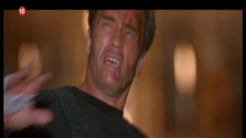 Schwarzenegger se enfrenta al diablo