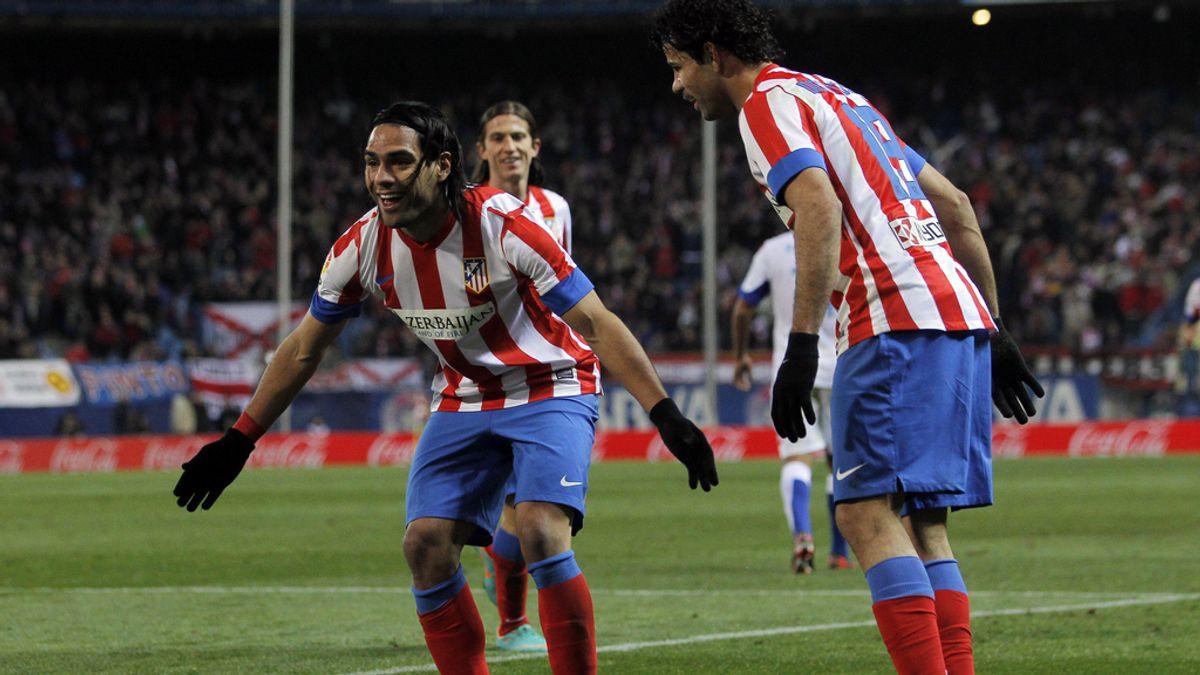Falcao, Atlético de Madrid