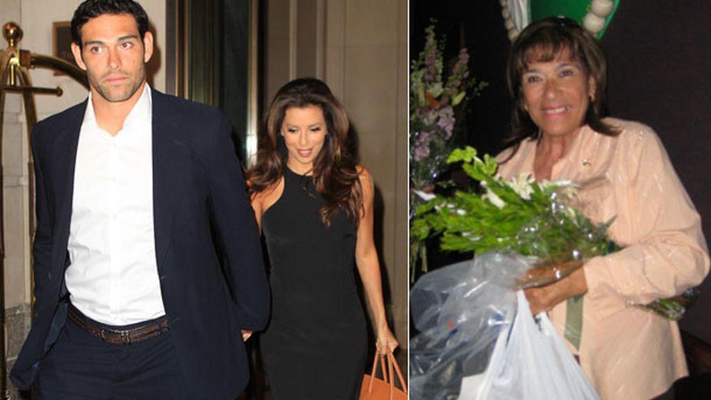 Marc Sánchez no quiere que Longoria se desespere con su madre
