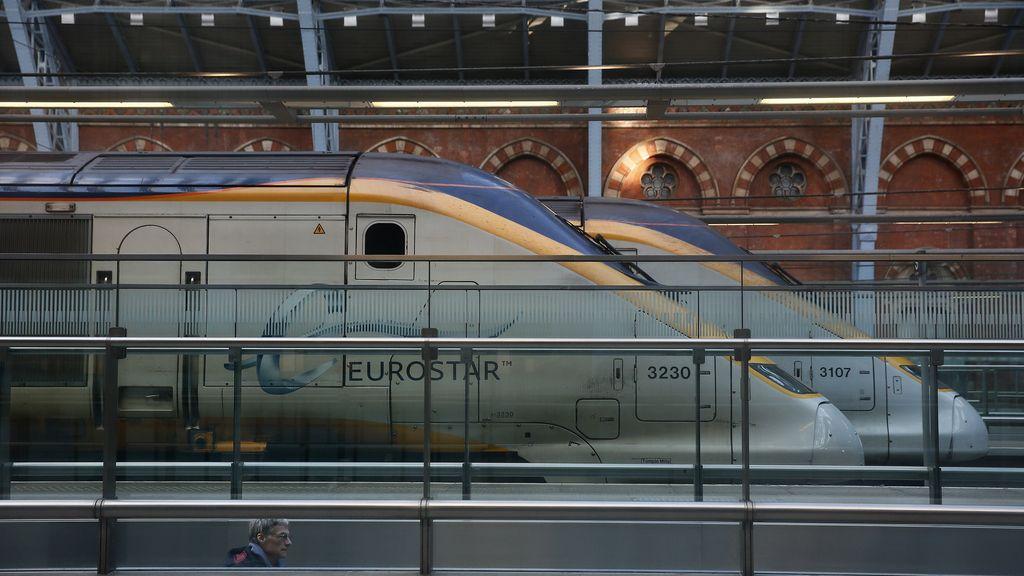 Tren Eurostar