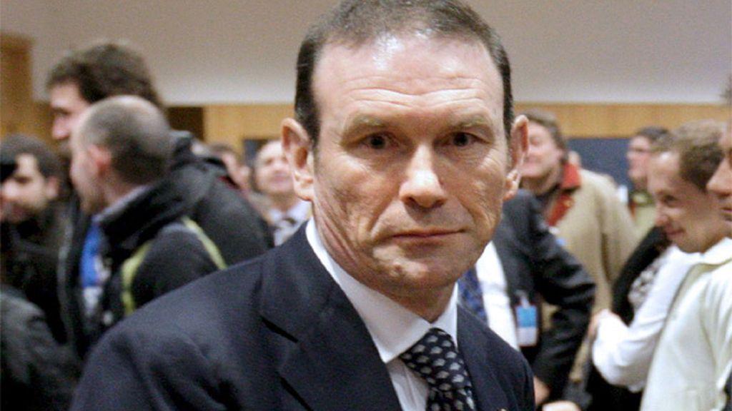 Juan José Ibarretxe, líder del PNV