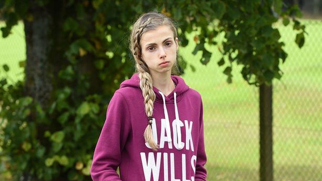 Una joven con anorexia huye para evitar que la ingresen en un hospital psiquiátrico