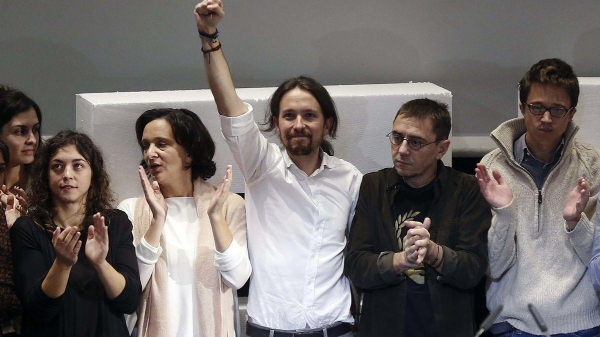 Pablo Iglesias, elegido secretario general de Podemos