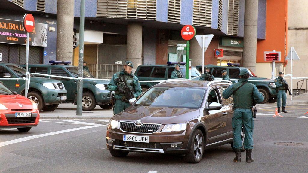 Operación contra el colectivo de abogados de ETA en País vasco, Navarra y Madrid
