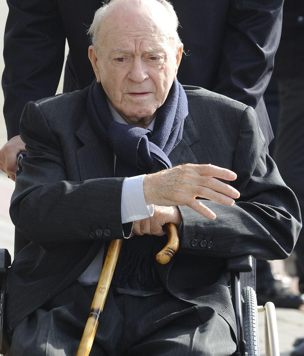 Di Stefano, ingresado en el Gregorio Marañón