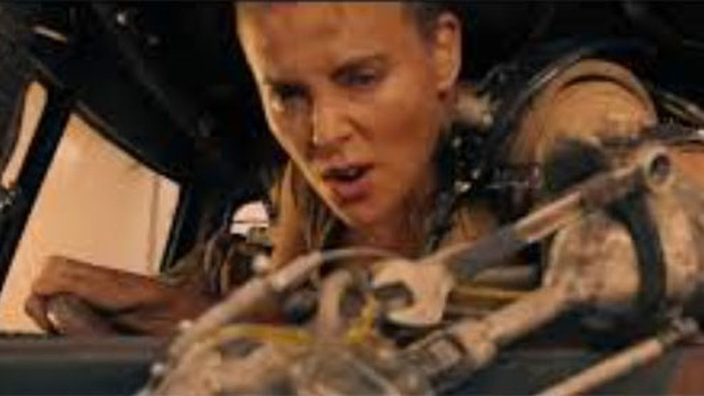 Charlize Theron,Mad Max: Furia en la carretera,Mad Max 4