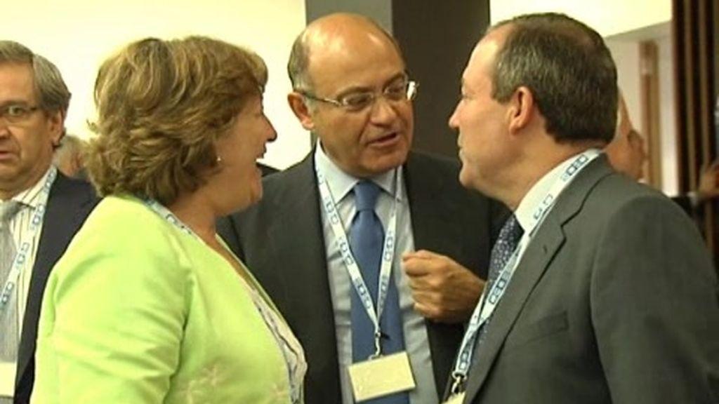 Díaz Ferrán se aleja de la CEOE