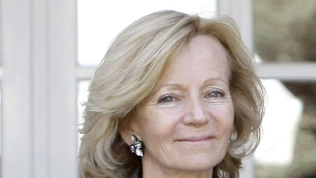 La vicepresidenta segunda y ministra de Economía y Hacienda, Elena Salgado