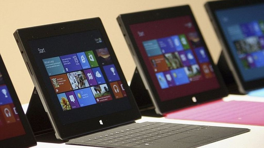 Windows 8, microsoft windows 8, tablet surface