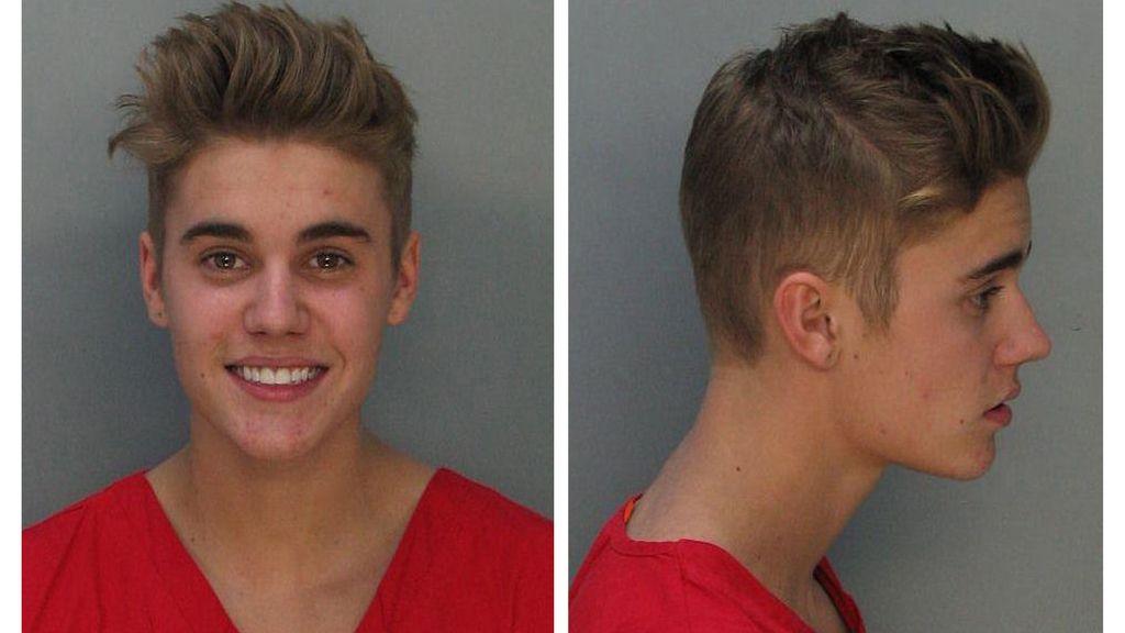 Justin Bieber, fichado
