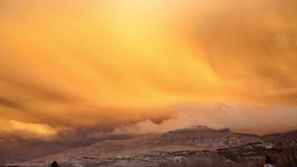 Volcán Puyehue-Cordón Caulle, en Chile