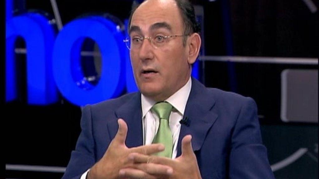 Gabilondo entrevista al presidente de Iberdrola