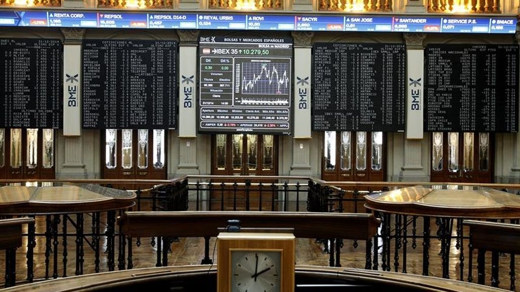 Ibex 35,bolsa,10.000 puntos,parqué madrileño,prima de riesgo España