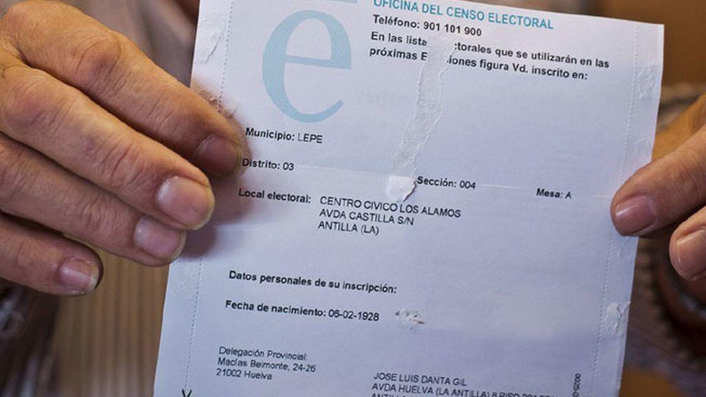 Elecciones Andalucía