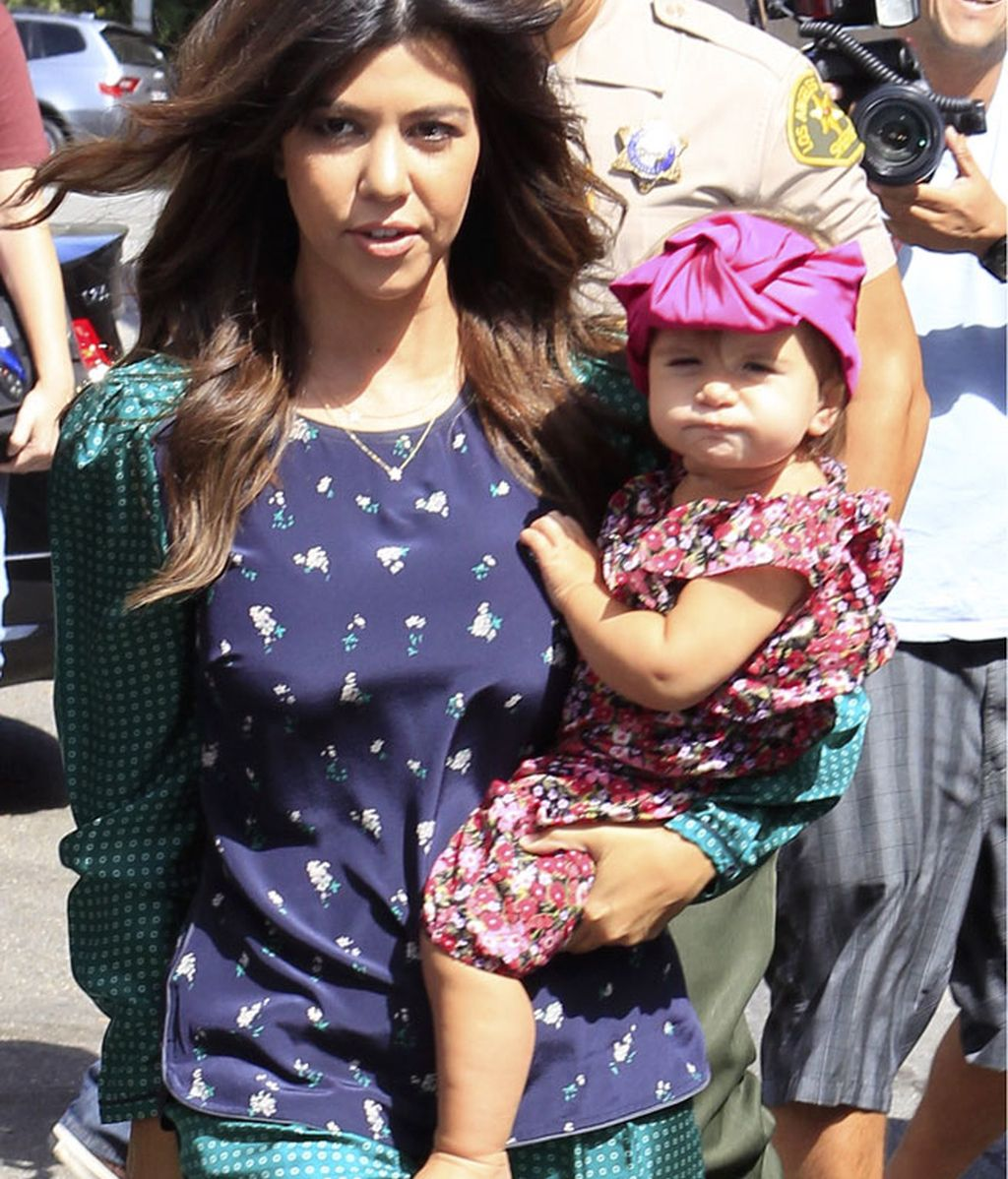 KOURTNEY BABY 1