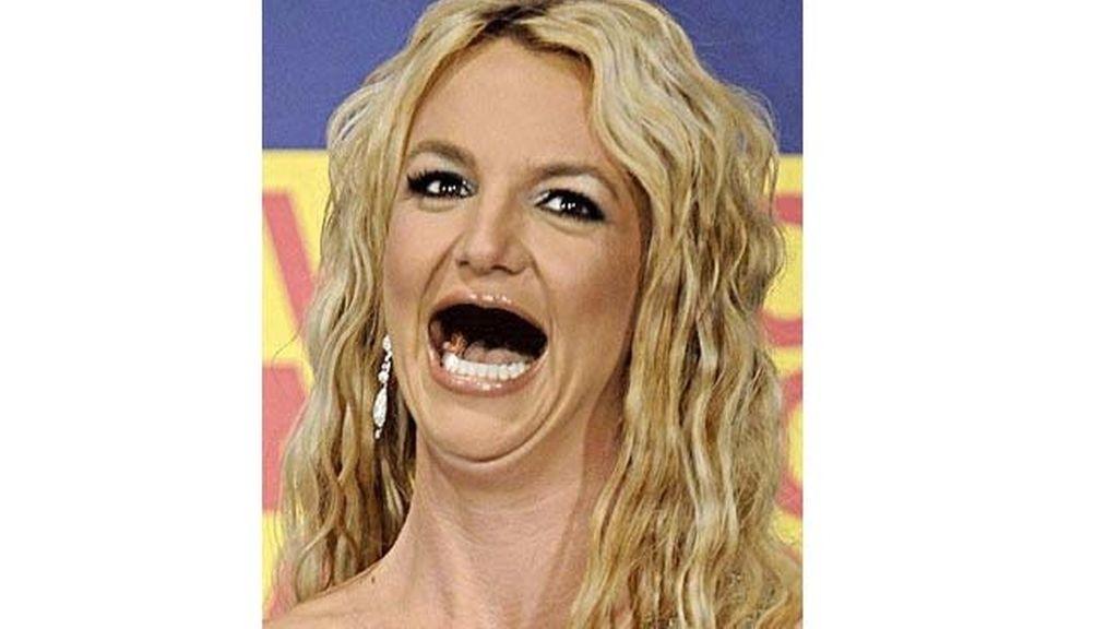 Famosas sin un solo diente