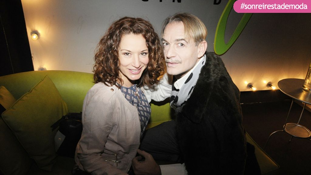 Eva Almaya y Antonio Albella