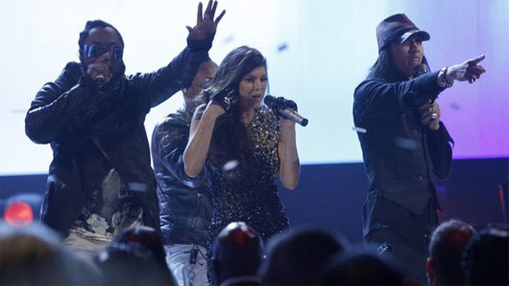 The Black Eyed Peas, 6 nominaciones