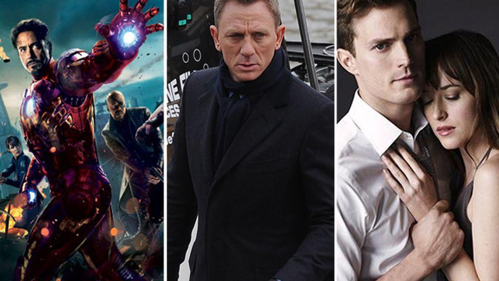 Las 30 películas más esperadas de 2015