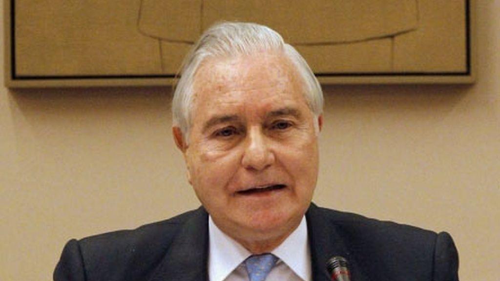 El presidente del Tribunal Supremo, Carlos Dívar