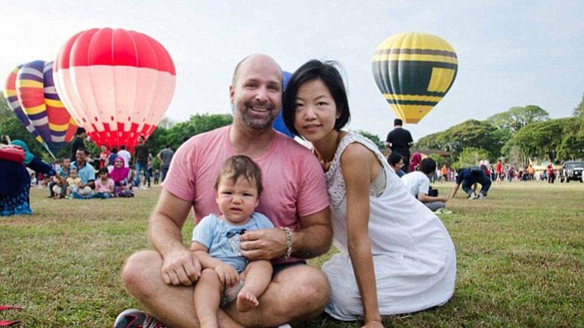Jeremy Jacobson y Winnie Tseng