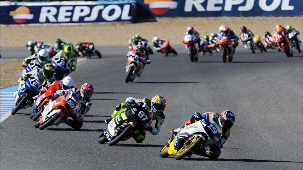 CEV, MotoGP, Le Mans