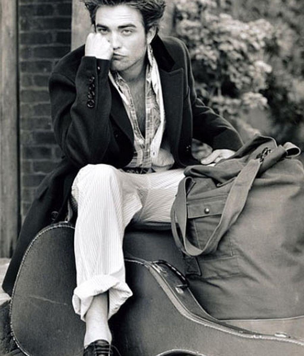 El Robert Pattinson más sexy, para Vanity Fair