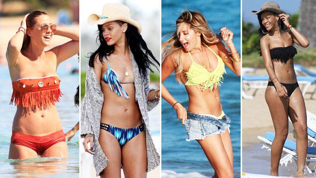 Los bikinis, los últimos en unirse al boom