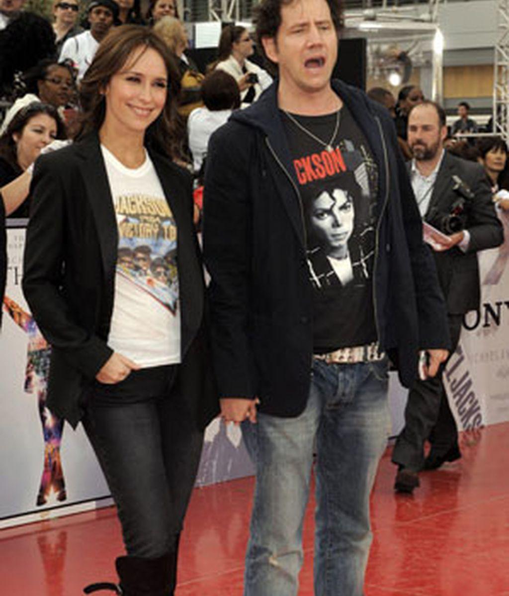 Jennifer Love Hewitt y Jamie Kennedy