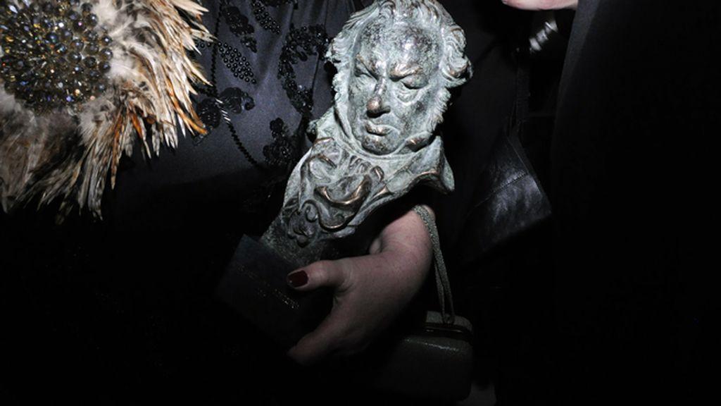 Goya, el auténtico protagonista de la velada