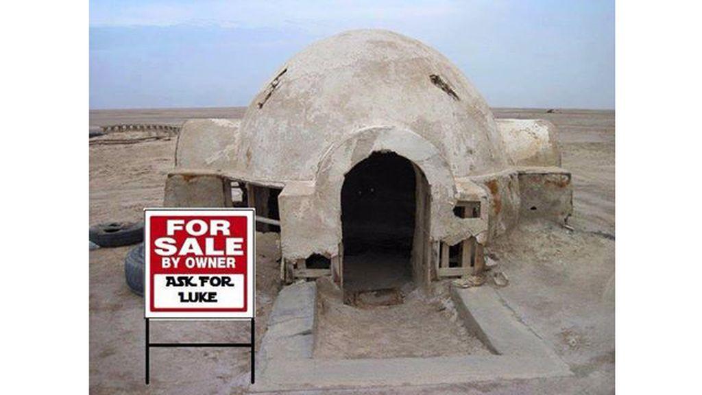 ¡Se vende! Razón: Luke
