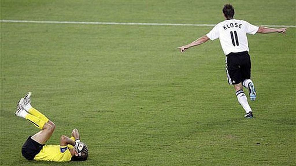 Alemania 3-2 Turquía