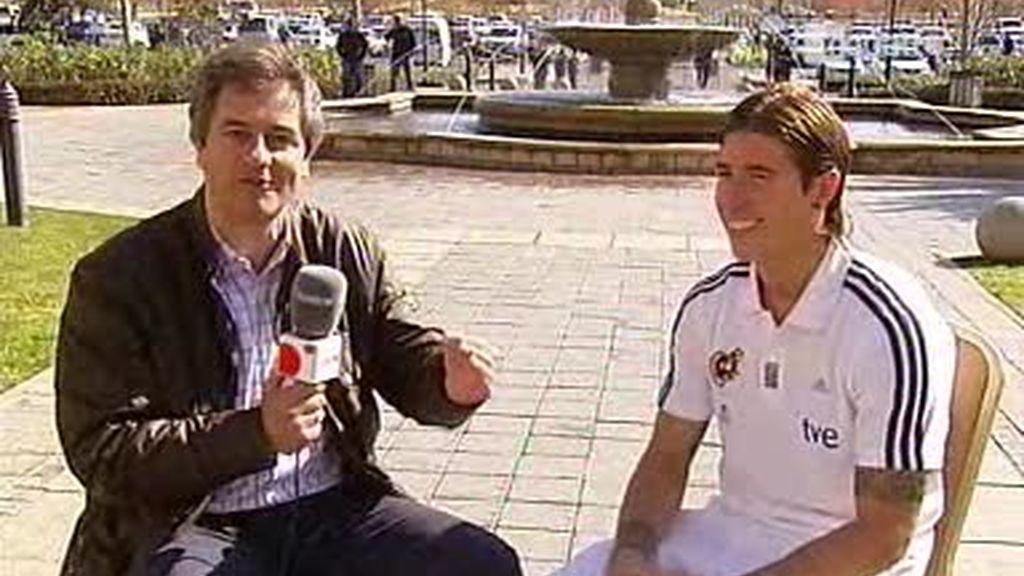 Sergio Ramos y toda la Selección Española quieren la Copa Confederaciones