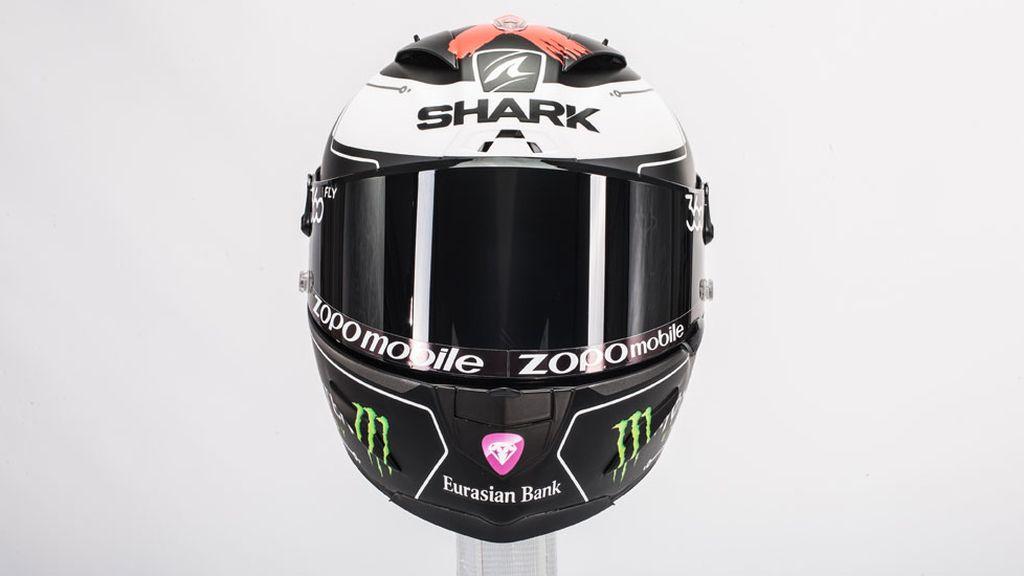 Así son los nuevos cascos de Moto GP