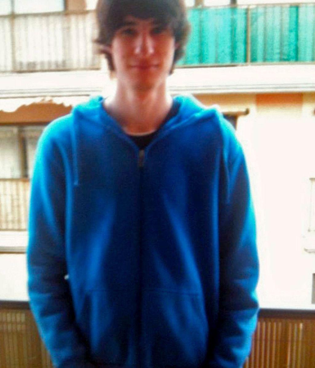 J.M.M.S., de 21 años, fue detenido con 140 kilos de explosivos en su poder
