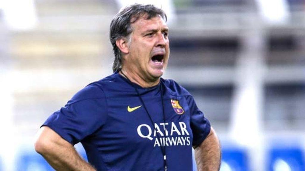 """'Tata' Martino: """"Llegamos bien al inicio de Liga"""""""
