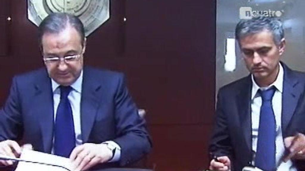 ¿Habrá 'españolización' en el Real Madrid con Mourinho?